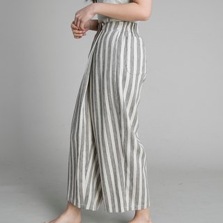 Leash classic pants - Chaplin White