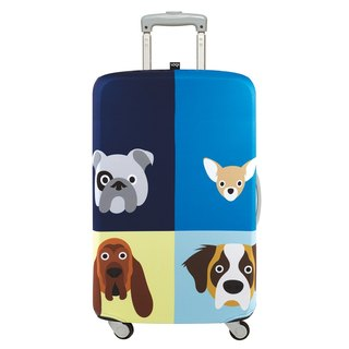 LOQI suitcase coat / dog uncle 【M】
