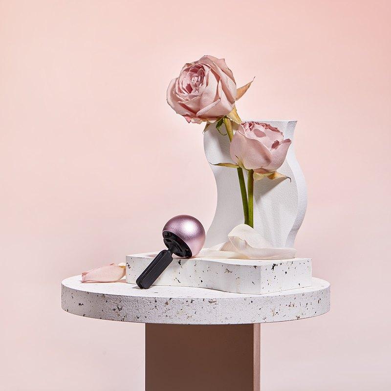 英國 L'Original 精品車用香氛套裝   玫瑰金 大馬士革玫瑰與蜂蜜