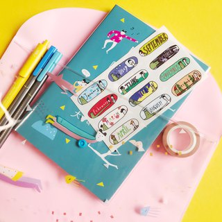 \ Happy school! / Half-year stationery group