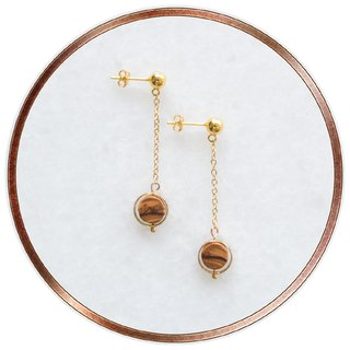 ITW Olive Wood Earring - Stay