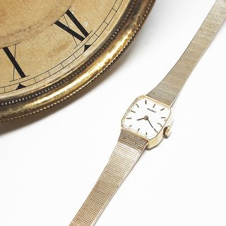 1970s ORIENT gold mechanical watch