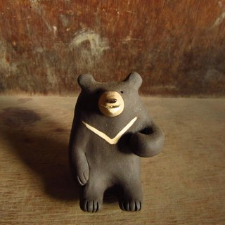 Taiwan black bear hand hook (left hand)