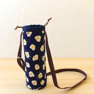 Poached egg bunch bottle bag / crossbody bag