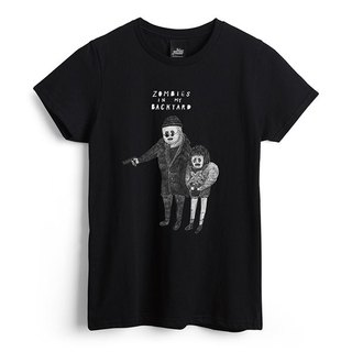Léon & Mathilda - Black - Women's T-Shirt