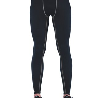 【SUPERACE】MEN'S COMPRESSION TIGHTS / BLACK