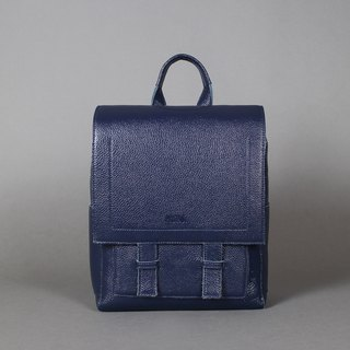 Passion blue backpack after back / mobile