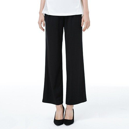 VACAE pleats wide pants