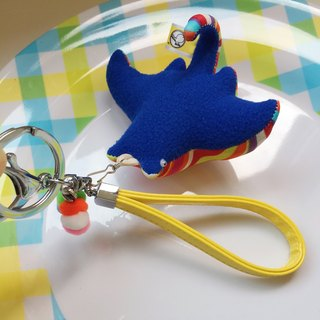 Orchid Watertight Stingfish Key Ring Strap