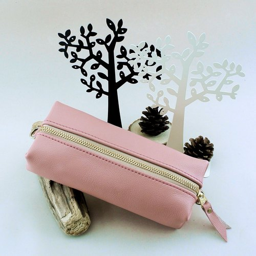 ♪. Pinker children. ♫ - Pencil / Cosmetic / bag small objects
