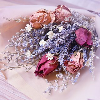 WANYI missing attachment bouquet dried flower / not withered / bouquet / photo / gift / wedding / wedding /