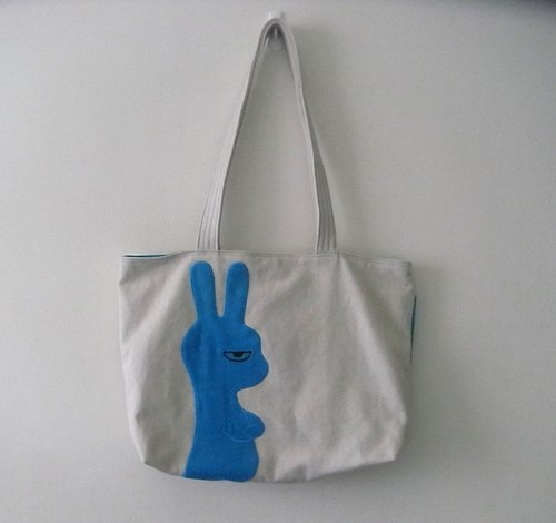 a unhappy rabbit bag [unhappy rabbit] sails Bu Tuote package [booboohug * boob hug dream zoo]