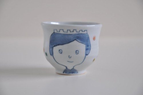 Small Cup - The Prince and bananas -