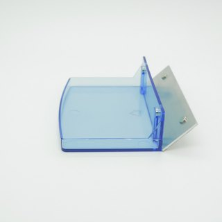 Magnetic suction dressing _ half-high storage box - blue