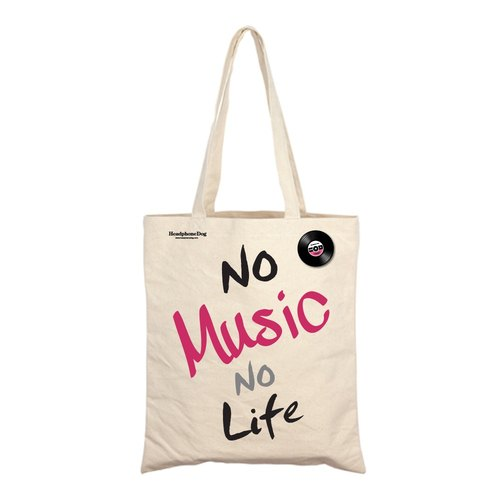 Canvas bag - music only (Shopping Bag)