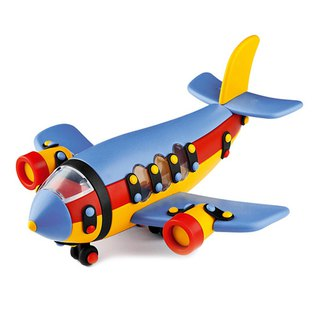 Micomic German exquisite craft toy - Giant Air Plane