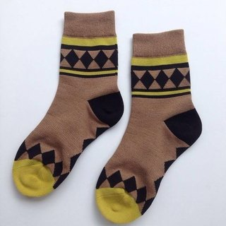GillianSun Socks Collection 【HOT Hot Money】046BW
