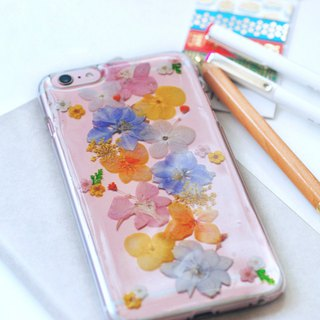 Pressed flower phone case | pressed flower phone case