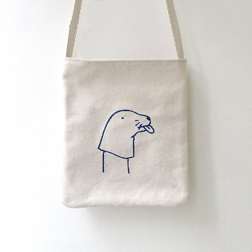 Chat sea lions / small bags