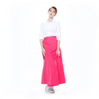 Rainsk Rain and Rain One Piece Skirt - Hyun Hyun