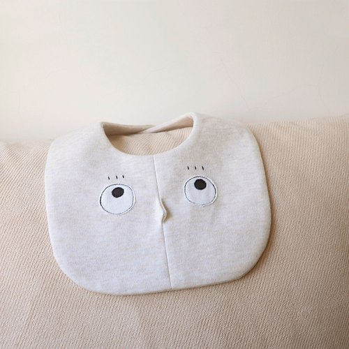 A good friend invisible organic cotton bibs bibs