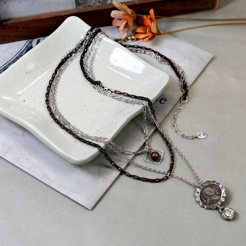 Inheritance Necklace | Memorial Marking | Customization | Gifts