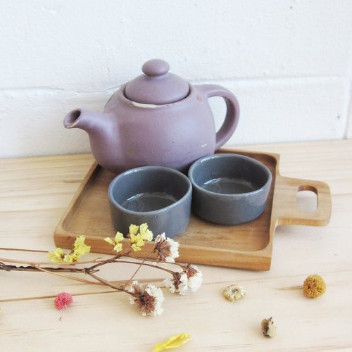Handmade Potteries Tea Sets Selected by Tan / SET16.
