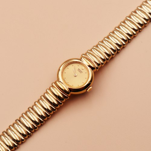 SEIKO Senior Bracelet Quartz Antique Table
