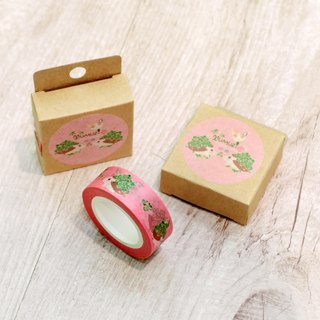 Calico cats & Hedgehogs Masking tape