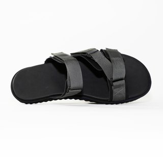 [Dogyball] Simple wear and easy life simple Roman sandals and slippers city gray