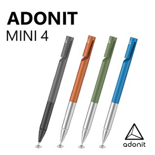 ADONIT MINI 4 mini accompanying pen / four colors