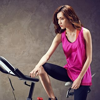 [MACACA] cool and comfortable sports blouse - ASA1192 pink