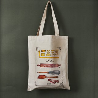 Stationery & Kitchen Tote Bag