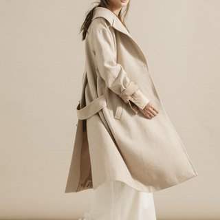 Pants wool coat
