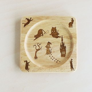 Halloween costume coaster cats us