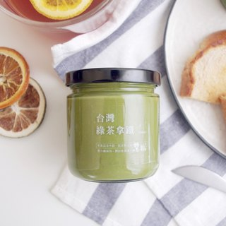Fruit man │ Taiwan green tea latte dipping sauce