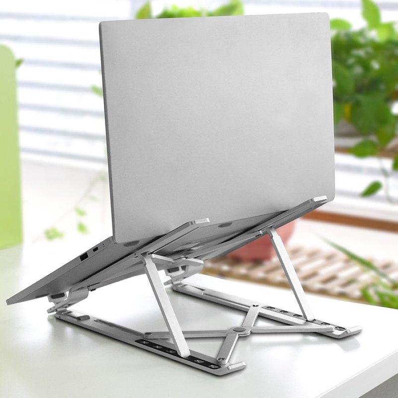 Raymii R18 六段式隨身折疊鋁合金筆電架