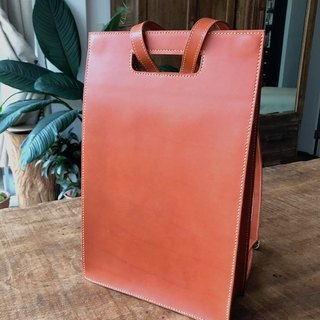 Simple bag backpack