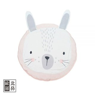 Mister Fly Baby Animal Shape Game Pad - Pink Bunny