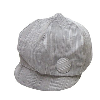 Bird news Boy cape unique personality like design like birds Boy Cap · Gray Ladies hat size adjustment OK 【PL 1234-GY】