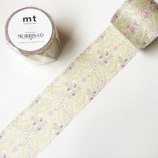mt and paper tape x William Morris 【Delphinium (MTWILL02)】 2016Summer
