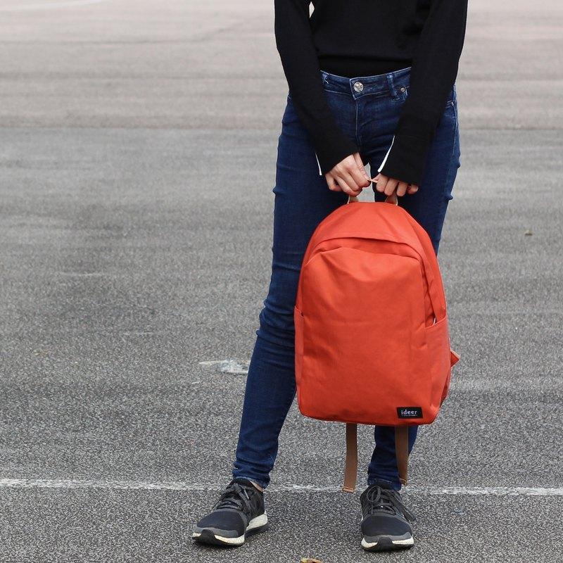 季節清貨特價 - 防潑水尼龍超輕背包筆記型電腦後背包 旅行 書包