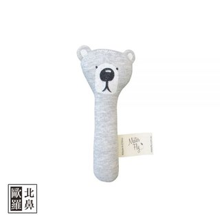 Mister Fly Animals Comfort Hand Rattle - Bear