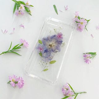 璎珞Molandi color embossed phone case