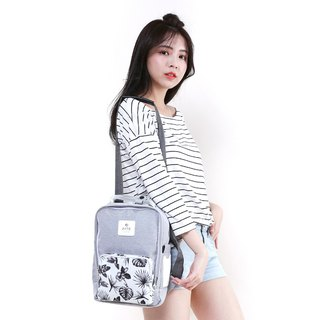 [Mid-Autumn Festival 3 days limited time discount] Le Tour Series - loose heart bag -S - gray bird