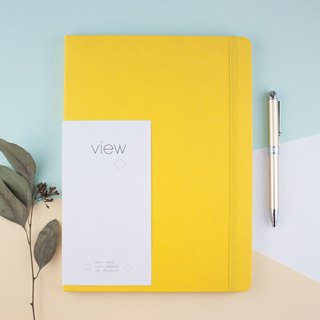 16K chrome yellow. Wink. View. Classic Notebook - Pen Available - Inside Page 3 Optional