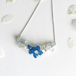 Flower jewellery Real flower Necklace