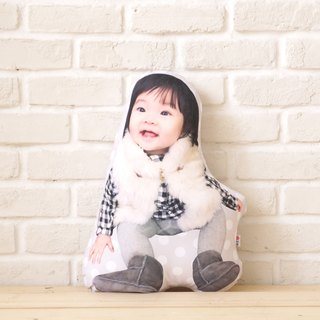 40cm handmade custom / baby / children pillow / Customized