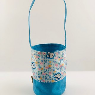 MDF Eco Beverage Bag - Rabbit (Blue)