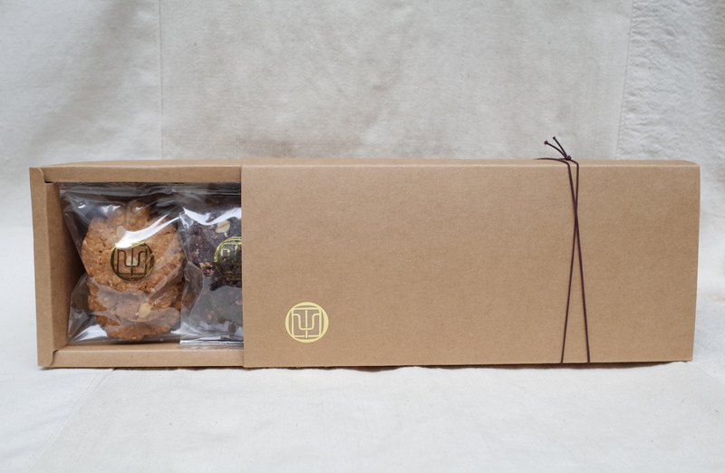 Tanaka Soybean Oatmeal Cookie Gift Set